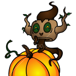 How to Draw Halloween Phantump, Halloween