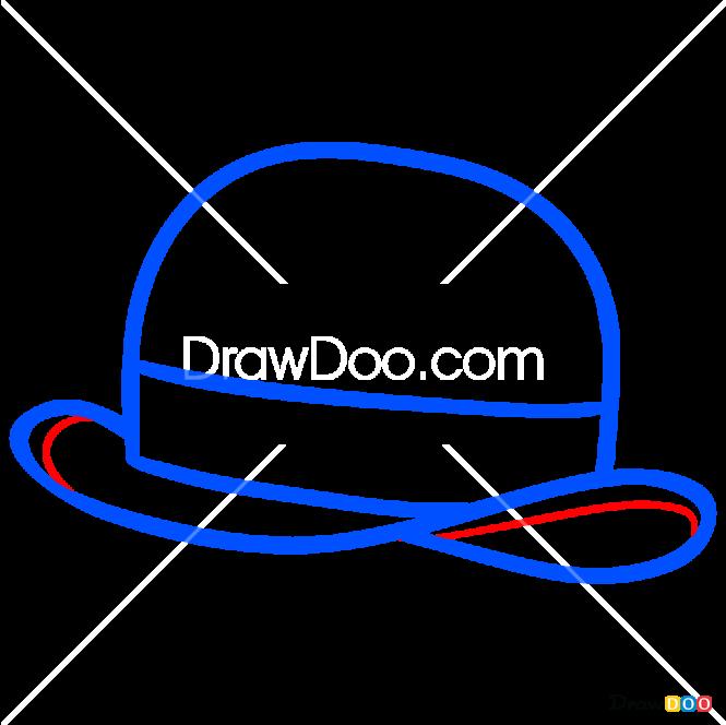 How to Draw Jockey Hat, Hats