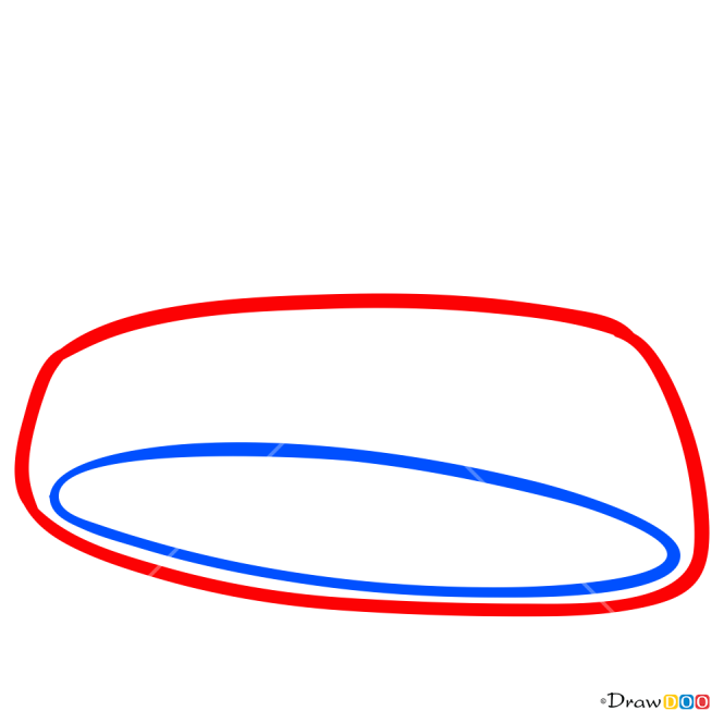 How to Draw Blue Hat, Hats