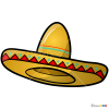 How to Draw Sombrero, Hats