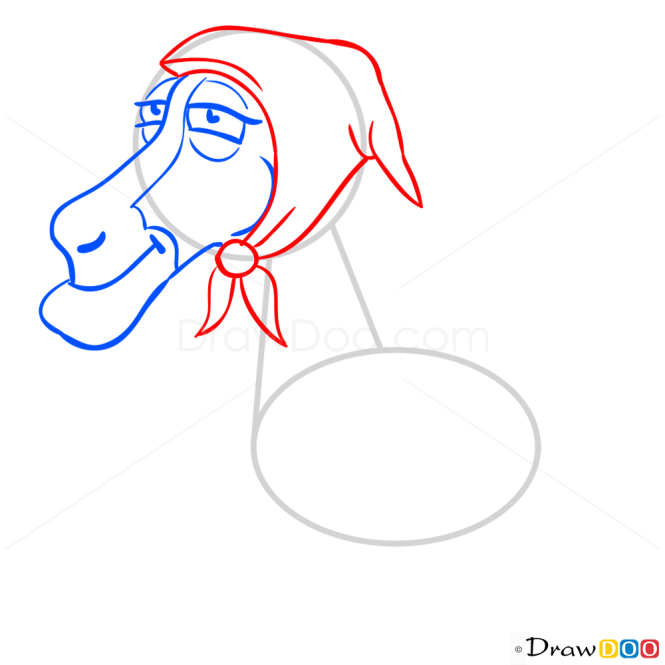 How to Draw Goat, Hay Day
