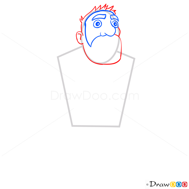 How to Draw Greg, Hay Day