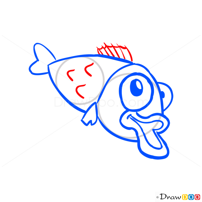 How to Draw Fish, Hay Day