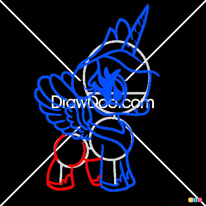 How to Draw Pretty Unicorn, Horses and Unicorns