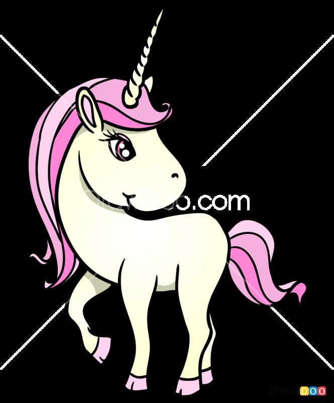 How to Draw Graseful Unicorn, Horses and Unicorns