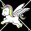 How to Draw Cute Pegasus, Horses and Unicorns