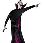 How to Draw Dracula, Hotel Transylvania