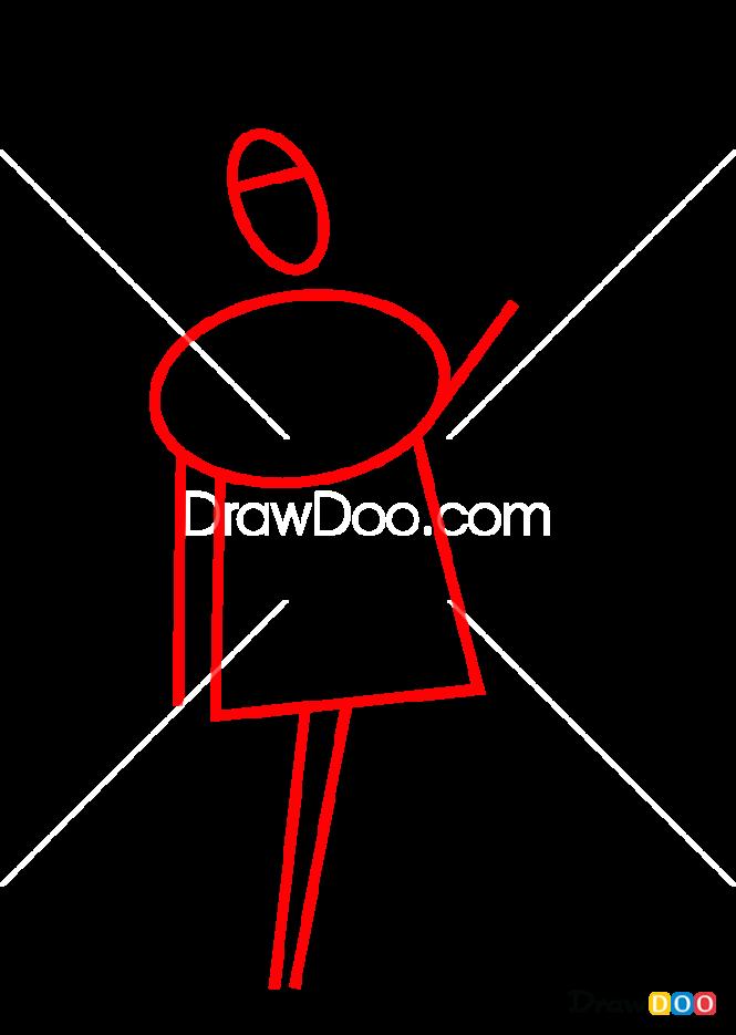 How to Draw Jonathan, Hotel Transylvania
