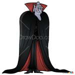 How to Draw Vlad, Hotel Transylvania