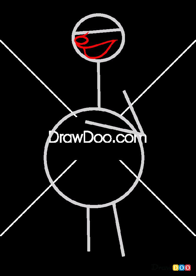 How to Draw Wanda, Hotel Transylvania