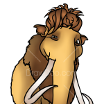 How to Draw Ellie, Ice Age