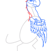 How to Draw Gavin, Ice Age