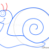 How to Draw Snail, Insects