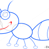 How to Draw Ant, Insects