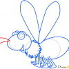 How to Draw Wasp, Insects