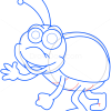 How to Draw Maybug, Insects