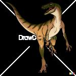 How to Draw Velociraptor, Jurassic Dinosaurs