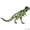 How to Draw Pachycephalosaurus, Jurassic Dinosaurs