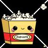 How to Draw Popcorn, Kawaii