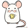 How to Draw Pretty Mouse, Kawaii