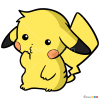 How to Draw Pikachu, Kawaii