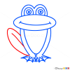 How to Draw Frog, Kids Draw