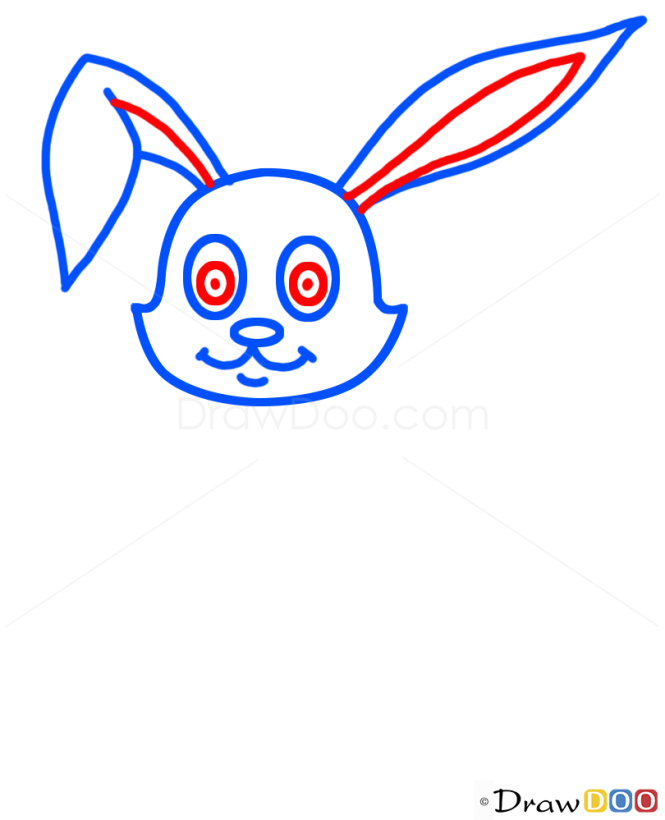 How to Draw Rabbit, Kids Draw