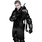 How to Draw Luche Lazarus, Kingsglaive Final Fantasy XV