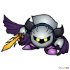 How to Draw Meta Knight, Knights