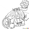 How to Draw Gragas, League of Legends