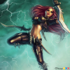 How to Draw Katarina, League of Legends