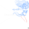How to Draw Janna, League of Legends