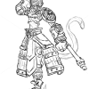 Wukong Lol Drawing How to Draw Wukong