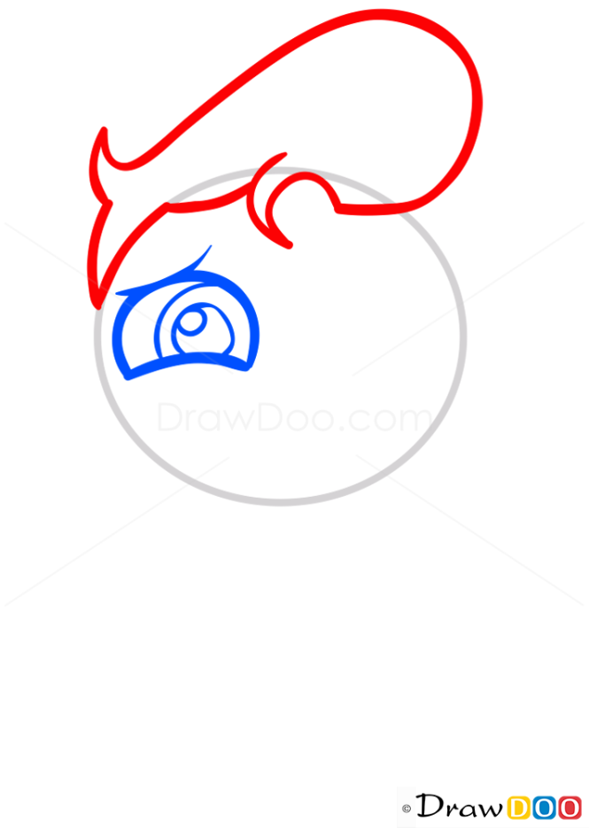 How to Draw Vinnie Alfonso Terrio, Littlest Pet Shop