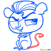 How to Draw Pete, Littlest Pet Shop