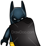 How to Draw Batman 2, Lego Batman Movie