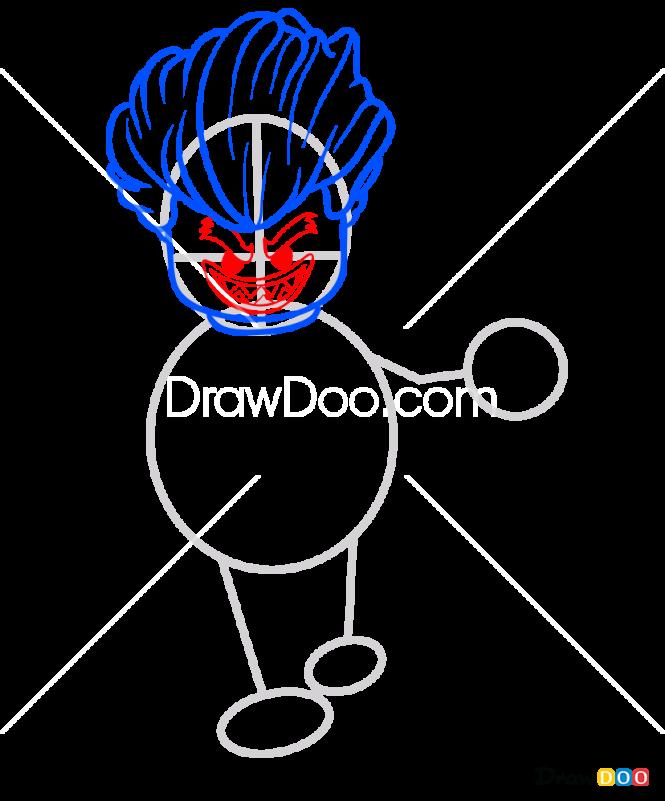 How to Draw Joker, Lego Batman Movie