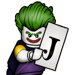 How to Draw Joker 2, Lego Batman Movie