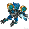 How to Draw Protector Of Water, Lego Bionicle