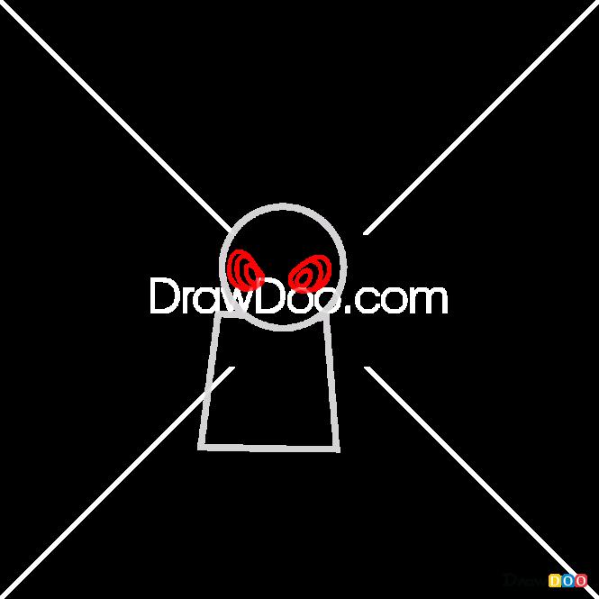 How to Draw Rawzom, Lego Chima