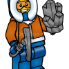 How to Draw Arctic Explorer, Lego City