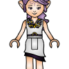 How to Draw Aira the Wind Elf, Lego Elves