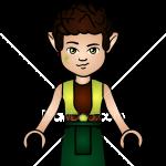 How to Draw Farran the Earth Elf, Lego Elves