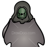 How to Draw Dementor, Lego Harry Potter