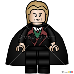 How to Draw Lucius Malfoy, Lego Harry Potter