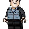 How to Draw Neville Longbottom, Lego Harry Potter