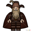 How to Draw Radagast, Lego Hobbit