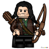 How to Draw Kili, Lego Hobbit