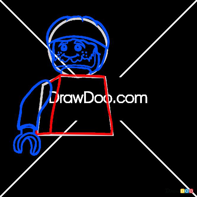How to Draw Ori, Lego Hobbit