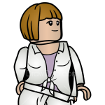 How to Draw Claire Dearing, Lego Jurassic World